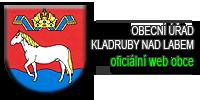 Oficiální stránky  OÚ Kladruby nad Labem