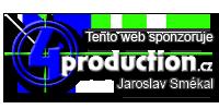 Oficiální stránky partnerského webu http://www.4production.cz Jaroslav Smékal, foto-video studio & online video marketing a komunikace...